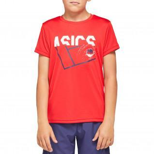Asics Tennis GPX Junior T-Shirt