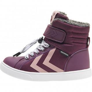 Junior Hummel splash poly sneakers