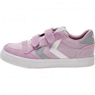 Junior Shoes Hummel stadil low
