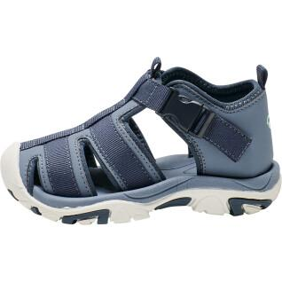 Hummel kid shoes buckle