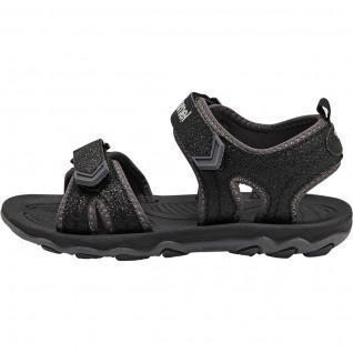 Chaussures junior Hummel sandal sport glitter