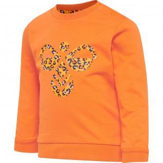 Baby sweatshirt Hummel hmllime