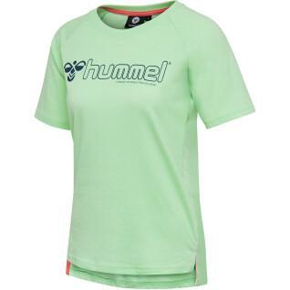 Women t-shirt Hummel hmlzenia