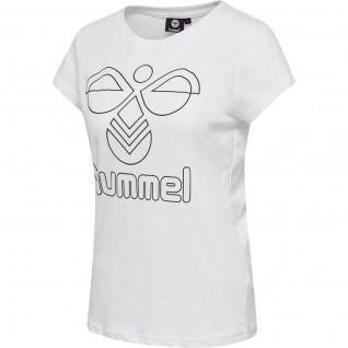 Women T-shirt Hummel hmlsenga