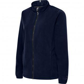 Women's jacket Hummel full zip North Fleece [Size XS]