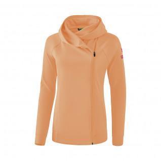 Jacket hoodie woman Erima Essential