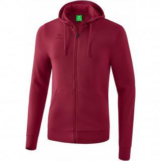 Sweat zip hoodie Erima Basic