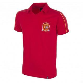 Home jersey Espagne 1980's