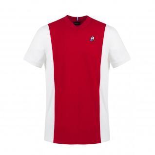 T-shirt Le Coq Sportif Inspi Bicolore N°1 M new optical