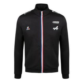 Zip-up sweatshirt Le Coq Sportif Alpine F1 2021/22