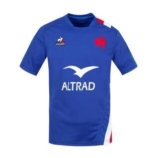 Home jersey xv de France 2021/22