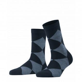 Women's socks Burlington Multicolour Bonnie [Size 36/41]