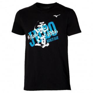T-shirt Mizuno judo heritage