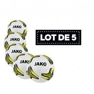 Set of 5 Jako Match 2.0 light balls
