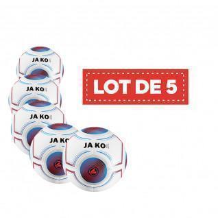 Lot of 5 balls Jako Futsal Light 3.0