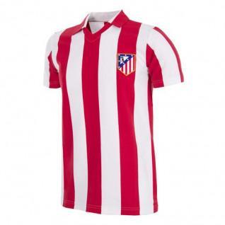 Atletico de Madrid Copa Soccer Jersey 1985 - 86 Retro