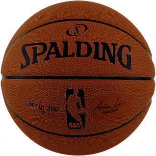 NBA Spalding Ball Game Ball Replica Size 7