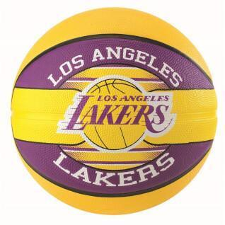 Spalding NBA team ball Spalding NBA team ball Los Angeles Lakers