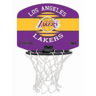 Mini basket Spalding Los Angeles Lakers