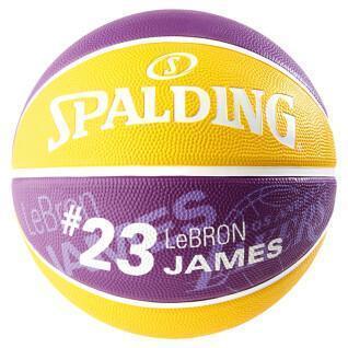 NBA Player Lebron James (83-863z) Spalding NBA Spalding Ball (83-863z)