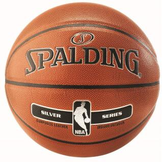 Ball Spalding Nba Silver In/Out [Size 7]