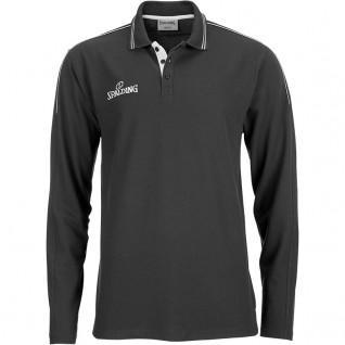 Spalding polo shirt long sleeves