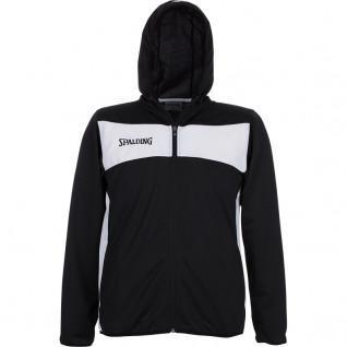 Kids classic hooded jacket Spalding Evolution II