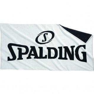 Towel Spalding white/black