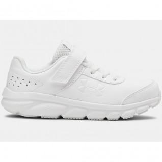Kid Under Armour Assert 8 Synthetic Shoes