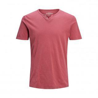 Jack & Jones Split neck T-shirt