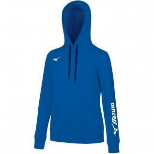 Sweatshirt woman Mizuno Basic