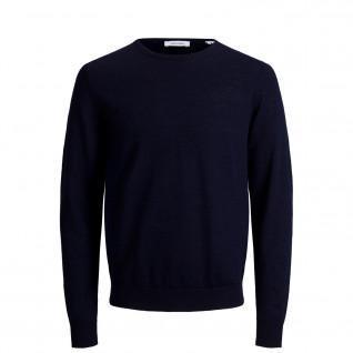 Jack & Jones Round Collar Sweater Mark Merino