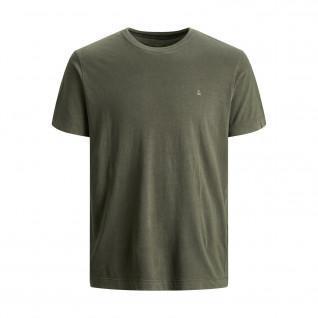 Jack & Jones Washed O-neck T-shirt