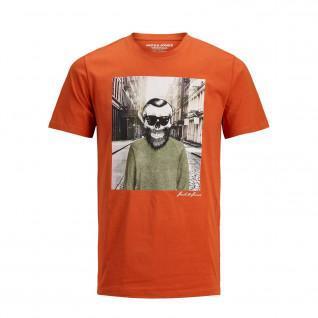 Jack & Jones Jorskulling crew neck T-shirt