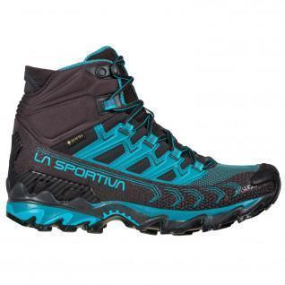 Women's hiking shoes La Sportiva Ultra Raptor II Mid Woman GTX