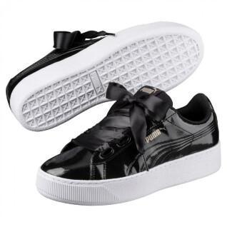 Puma Vikky Platform Rib Sneakers Woman