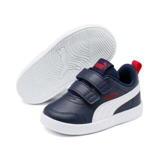 Discount Puma Shoes kid Puma courtflex kid v2