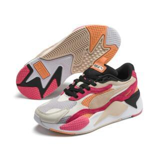 Puma Rs-X³ mesh pop shoes for women