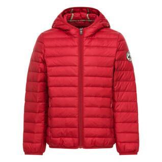 Boy's jacket Jott Hugo basic rouge