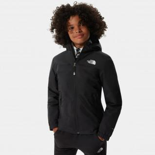 The North Face Warm Storm Rain Junior Jacket [Size 7/8years]