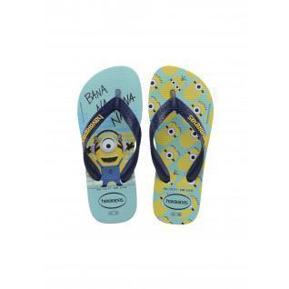 Children's flip-flops Havaianas Minions