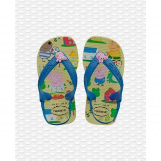 Havaianas Baby Peppa Pig Flip Flops