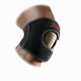 Adjustable knee support McDavid noir