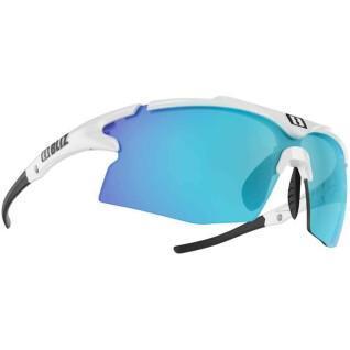 Glasses Bliz Tempo White Smoke [Size M/L]