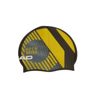 Silicone head bathing cap