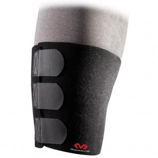 Adjustable neoprene compression shorts McDavid