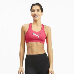 Women's Puma 4Keeps Mid Impact Bra
