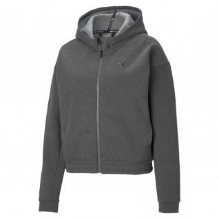 Puma Train Favorite Full Zip Sweatshirt woman