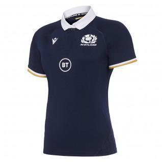 Home women's jersey Scotland rugby 2020/21