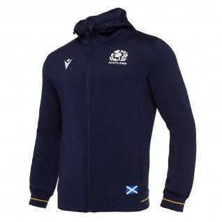 Full zip hoodie Scotland rugby 2020/21